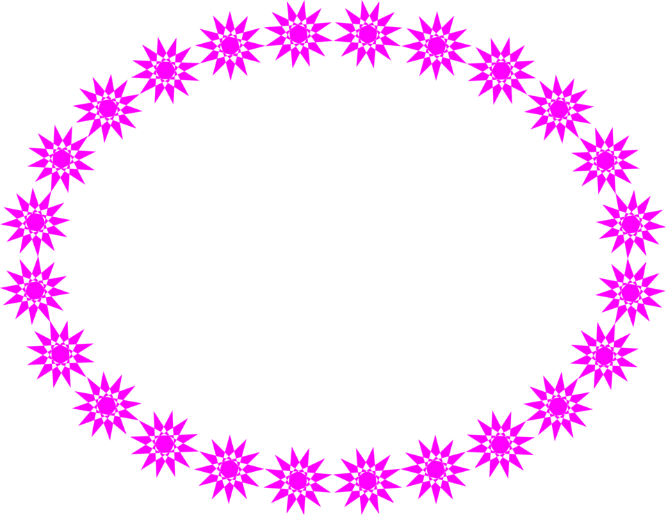 Pink and purple star background clipart clipart free stock Border Pink | Free Stock Photo | Illustration of a blank frame ... clipart free stock