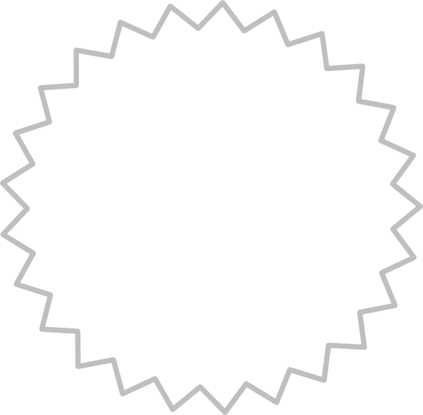 Star burst clipart graphic royalty free library Starburst Outline Clip Art at Clker.com - vector clip art online ... graphic royalty free library