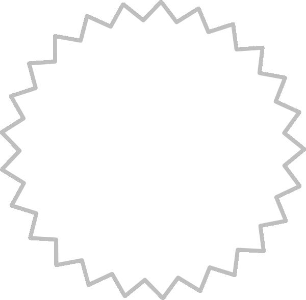 Clipart star burst image transparent download Starburst Outline Clip Art at Clker.com - vector clip art online ... image transparent download