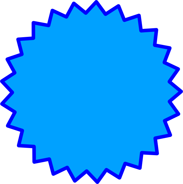 Clipart star burst png library Starburst Outline Clip Art at Clker.com - vector clip art online ... png library