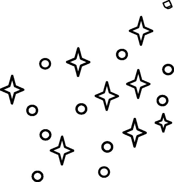 Clipart star cluster jpg free library Stars Outline Clip Art at Clker.com - vector clip art online ... jpg free library