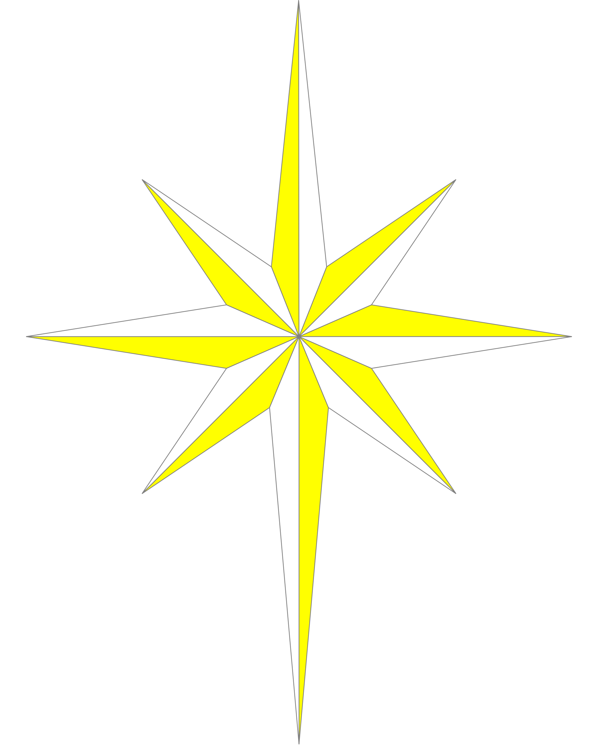 Star of bethlehem clipart image royalty free download File:BethlehemStar.svg - Wikimedia Commons image royalty free download