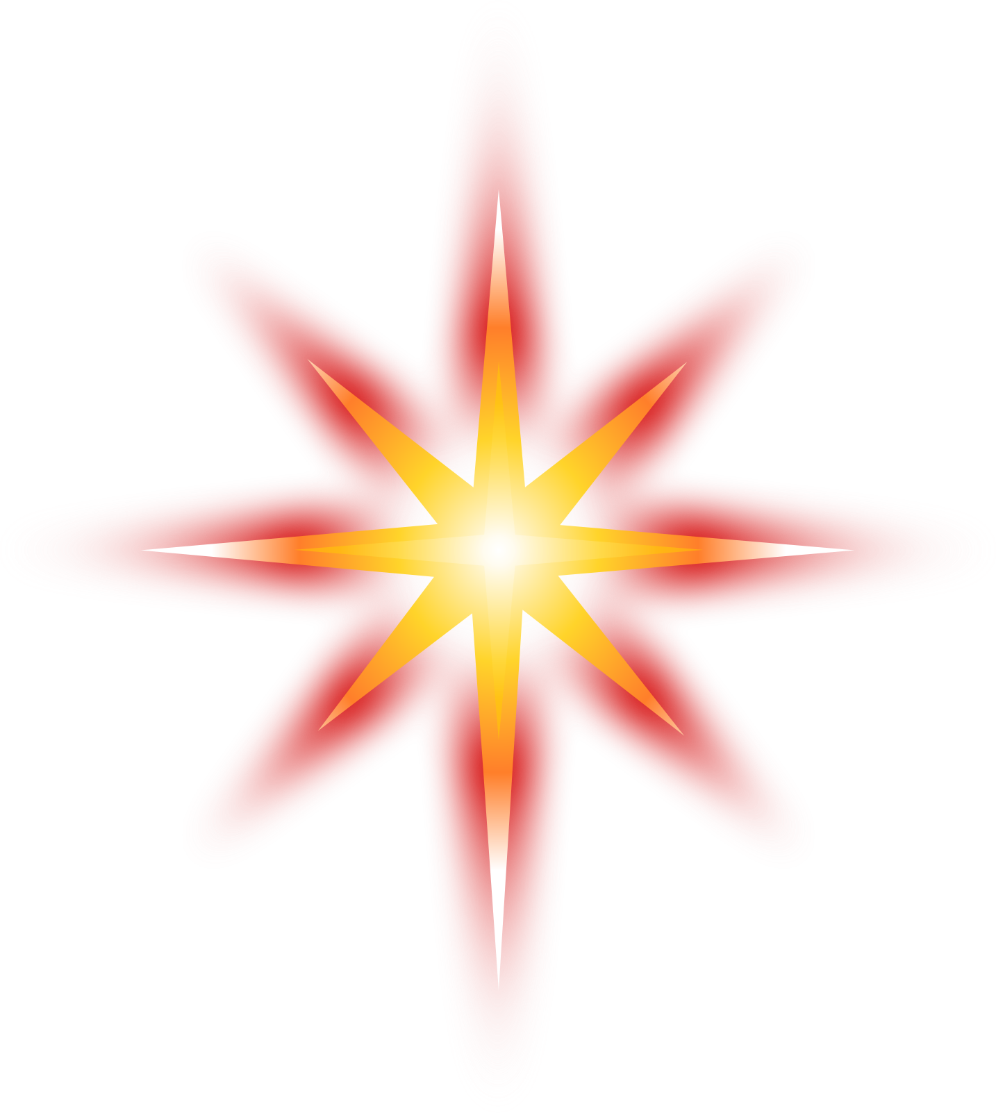 Star in space clipart picture library library Clipart - Fire Star picture library library