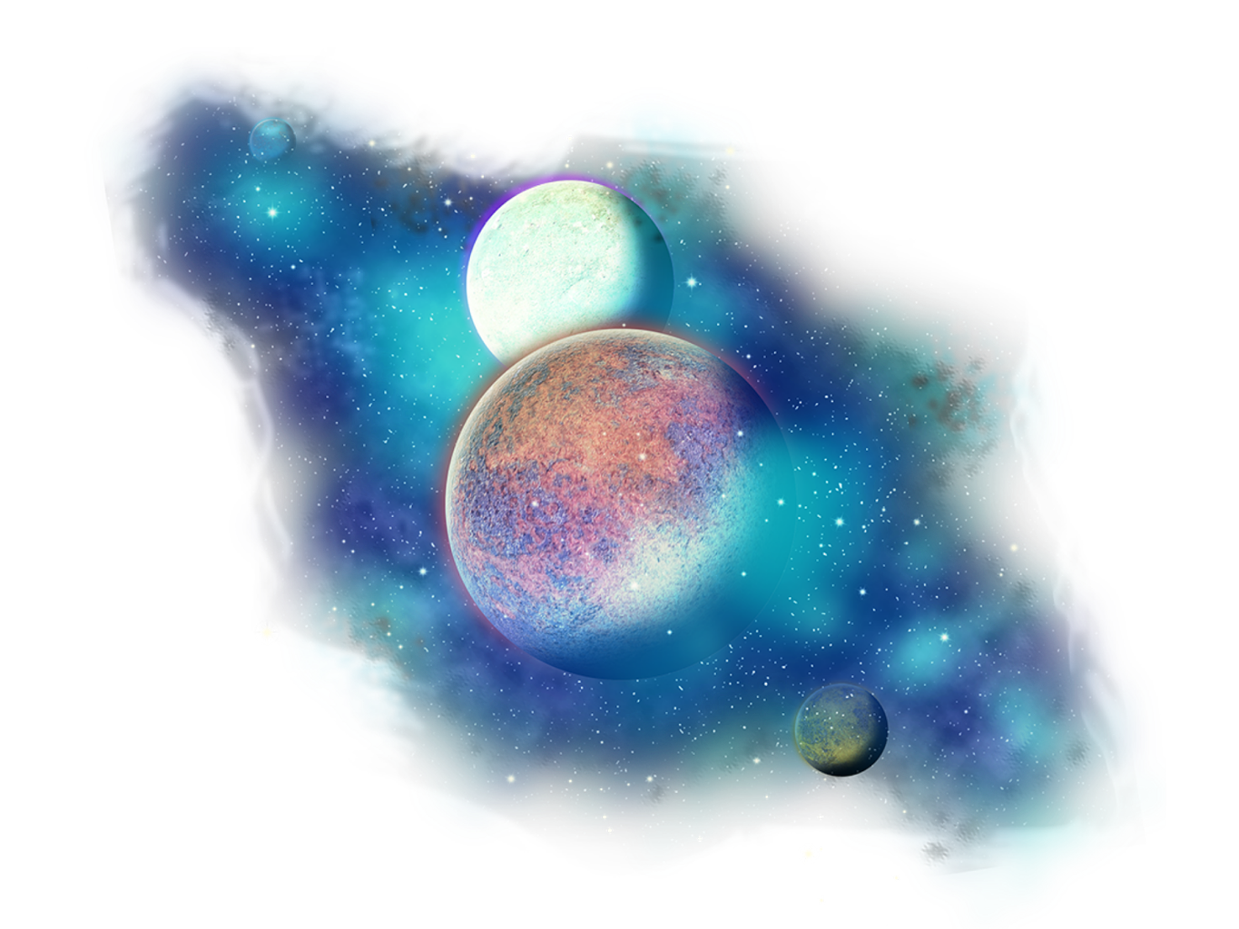 Clipart star space picture royalty free download FreeToEdit clipart png stars galaxy planets with a tran... picture royalty free download