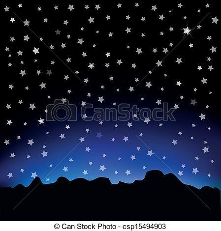Clipart starry night royalty free stock Starry night clipart 3 » Clipart Portal royalty free stock