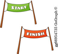 Clipart starting line png transparent Starting Line Clip Art - Royalty Free - GoGraph png transparent