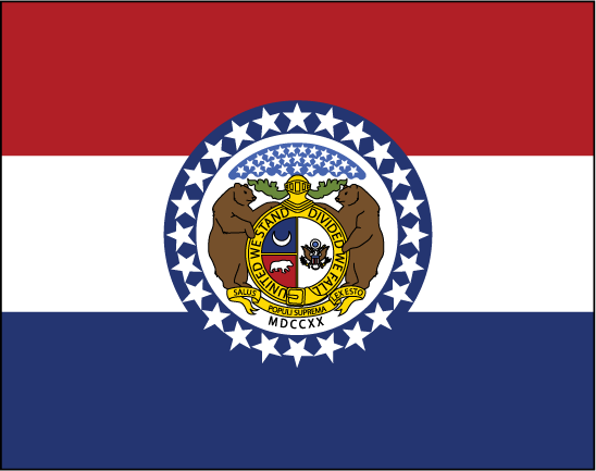Clipart state flags