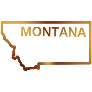 Clipart states outline montana jpg royalty free Clipart states outline montana - ClipartFest jpg royalty free
