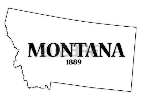 Clipart states outline montana image library library 1,887 Montana Stock Illustrations, Cliparts And Royalty Free ... image library library