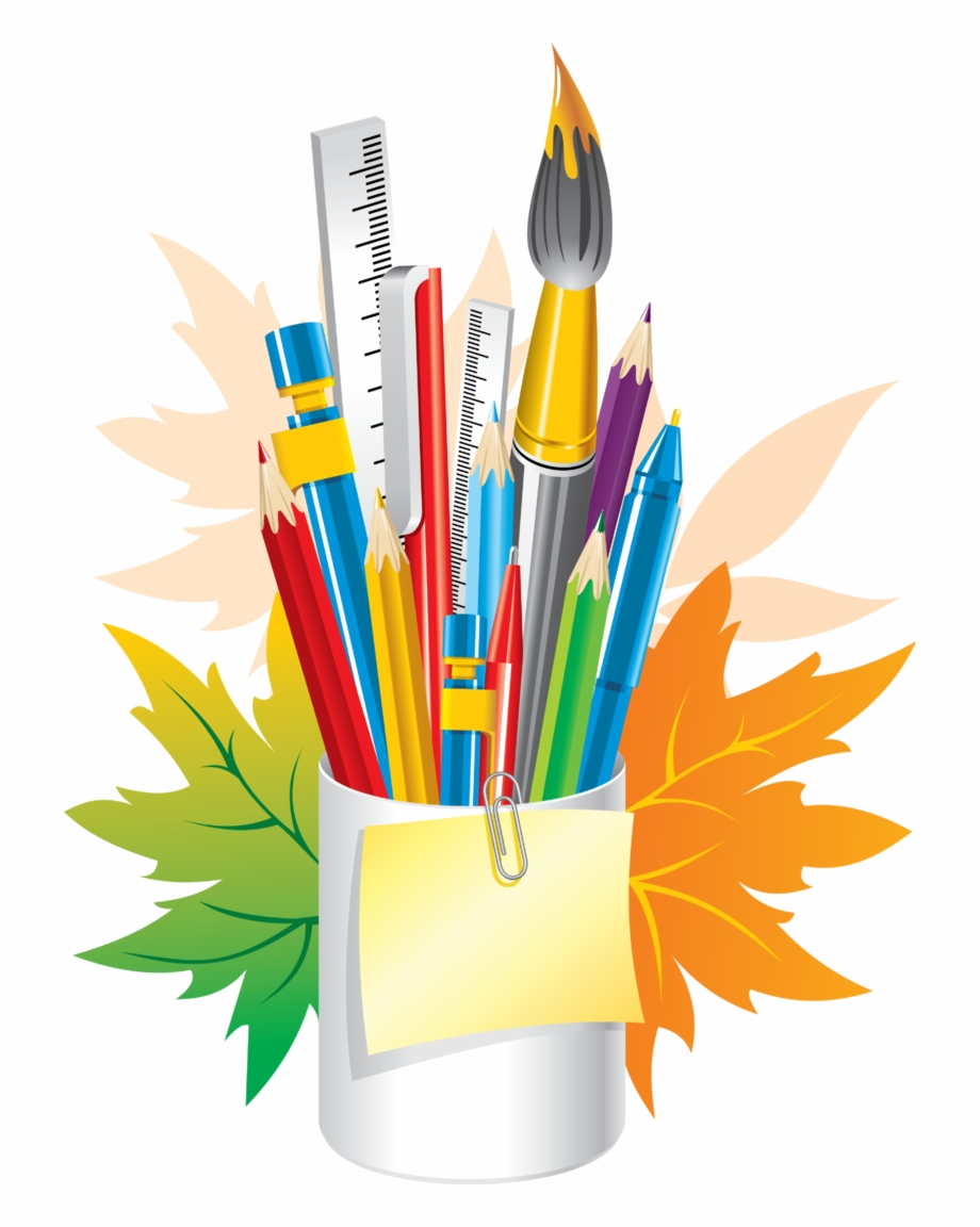 Clipart stationary transparent Crayons Clipart Stationary - Stationery Items Clipart Png ... transparent