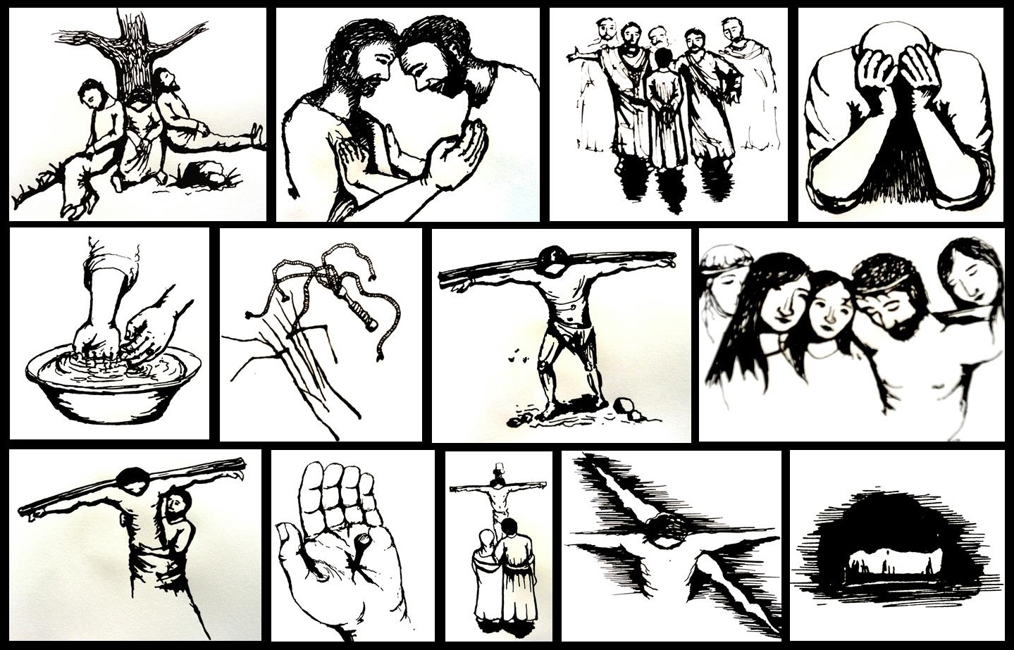Clipart stations vector library download Clipart stations of the cross 6 » Clipart Station vector library download