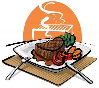 Clipart steak dinner picture transparent library Free Beef Dinner Cliparts, Download Free Clip Art, Free Clip Art on ... picture transparent library