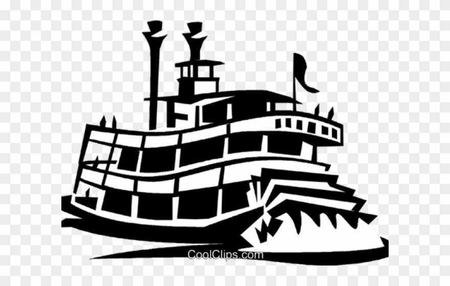 Riverboat images clipart clip art stock Free Steamboat Cliparts - Riverboat Clipart - Png Download (#3183159 ... clip art stock