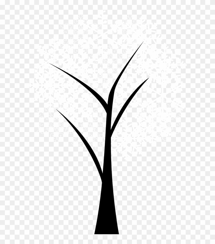 Clipart stem and leaf pattern black and white picture library download Svg Royalty Free Twig Plant Stem Leaf Pattern Cartoon - Silhouette ... picture library download