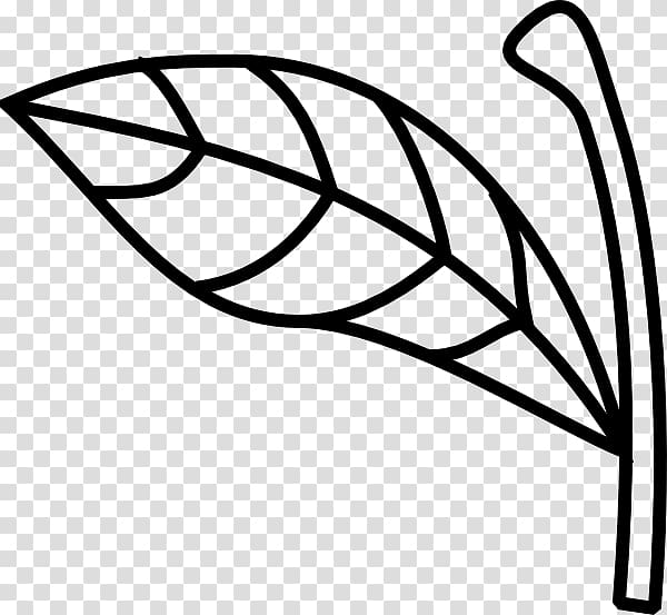Clipart stem and leaf pattern black and white image black and white library Plant stem Leaf , stems transparent background PNG clipart | HiClipart image black and white library