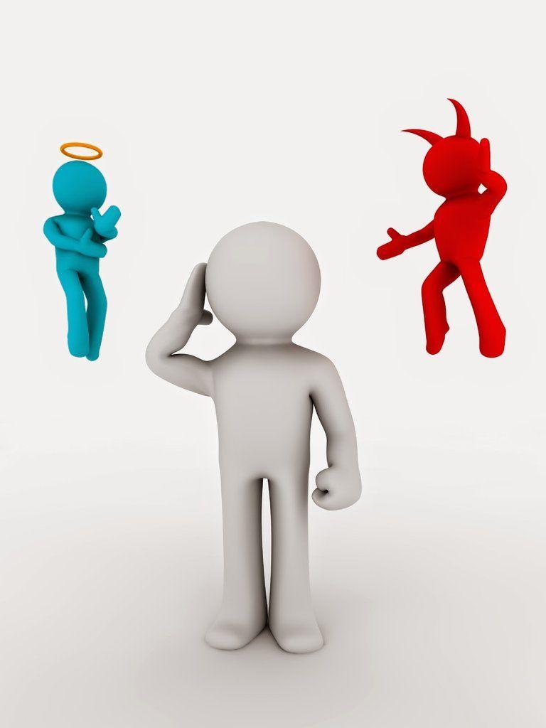 Clipart stick figure planning business shoulder devil png download How many devils do you have on your shoulder? | Eternal Families ... png download
