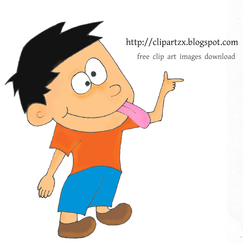 Clipart sticking out tongue picture free library Sticking Tongue Out Clipart - Clipart Kid picture free library