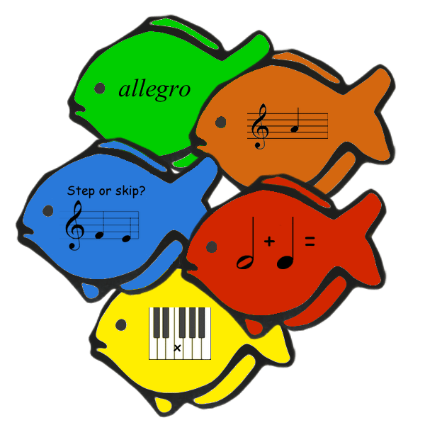 Clipart stinky fish graphic royalty free stock Fishy Flashcards - PDF graphic royalty free stock
