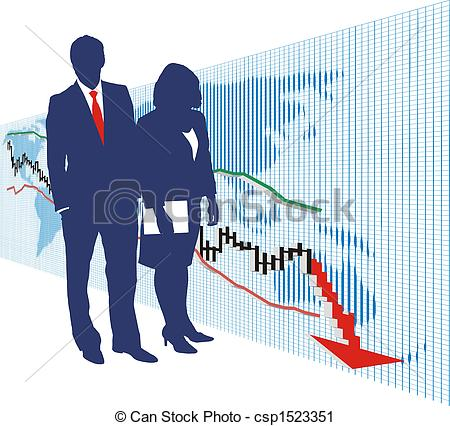 Clipart stock exchange banner royalty free download Clipart of World stock exchange market 1 - Business people ... banner royalty free download