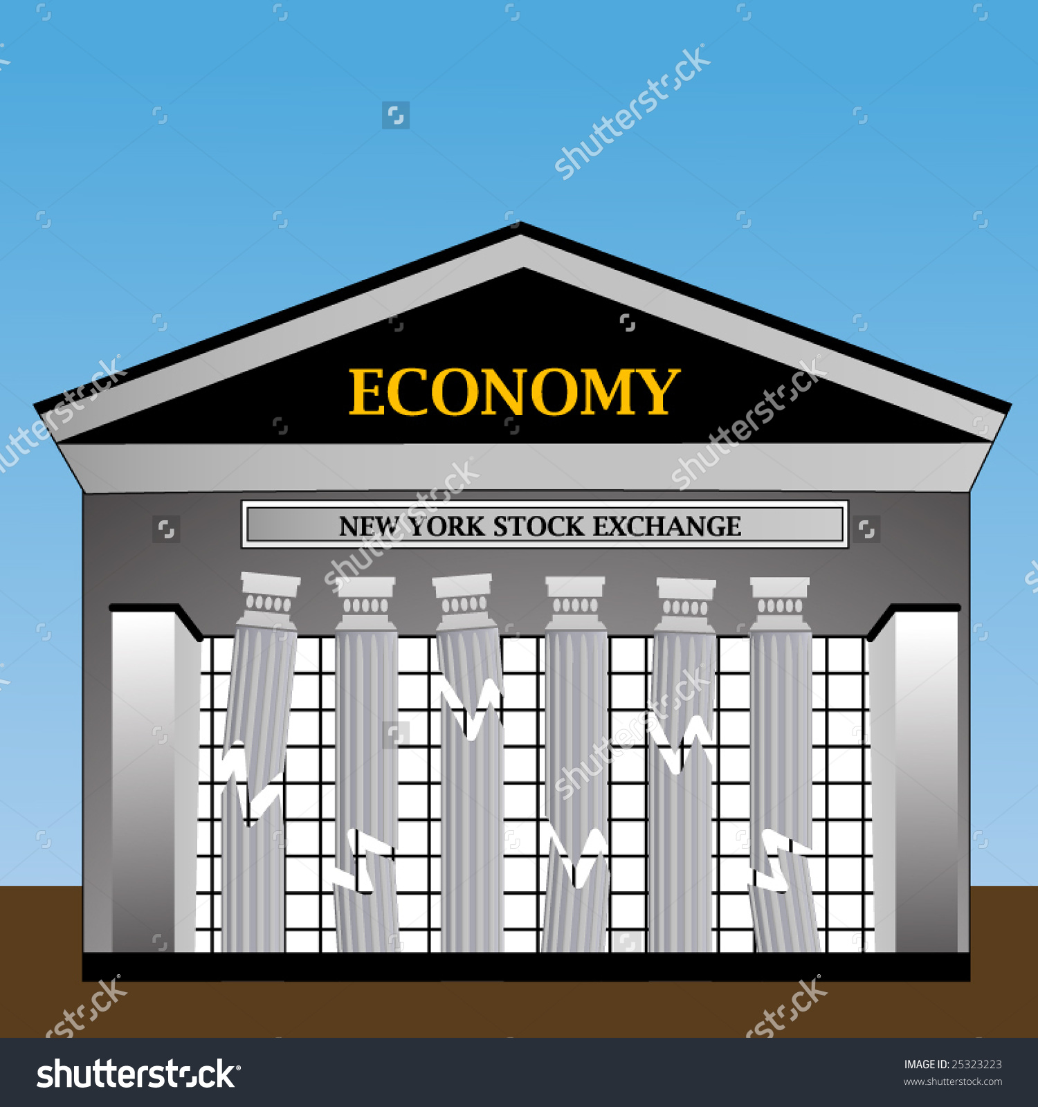 Clipart stock exchange banner black and white download New York Stock Exchange Clip Art – Clipart Free Download banner black and white download