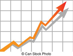 Clipart stock market graph jpg freeuse Graph Clipart and Stock Illustrations. 186,645 Graph vector EPS ... jpg freeuse