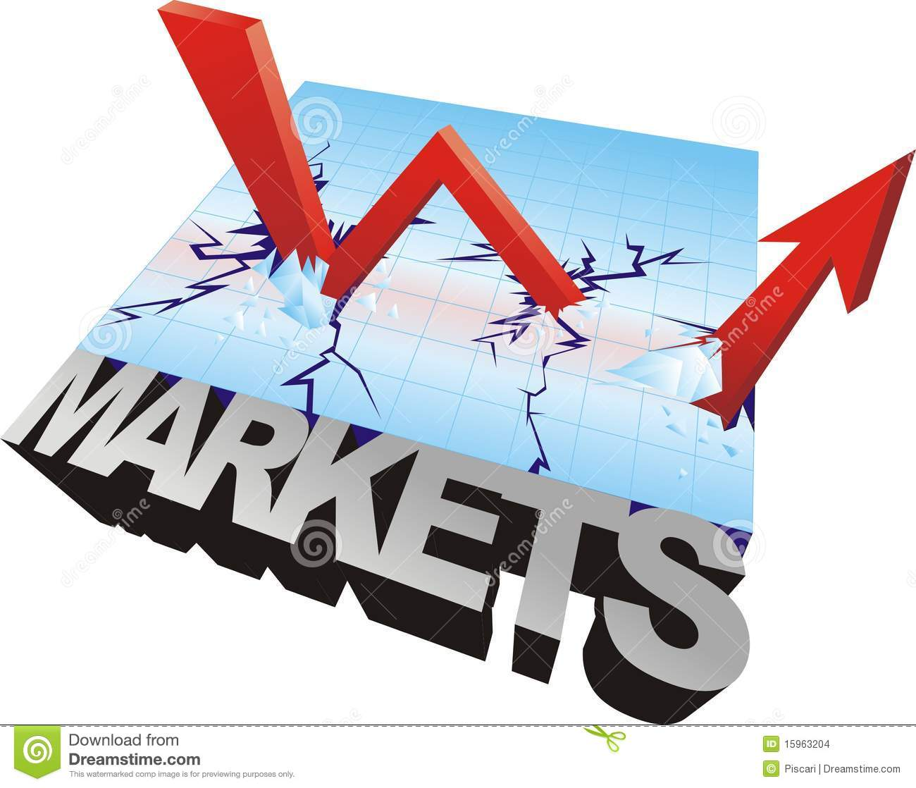 Clipart stock market graph banner freeuse library Stock Market Graph Stock Images - Image: 15963204 banner freeuse library