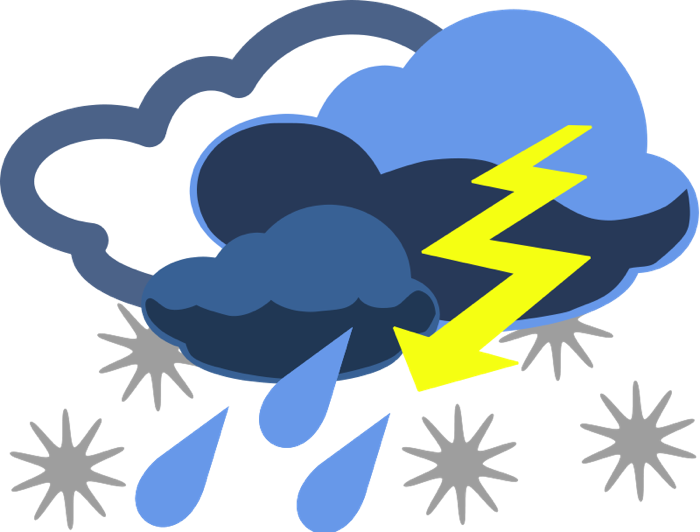 Clipart storm clip art royalty free library Storm clouds clipart free images - ClipartBarn clip art royalty free library