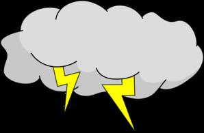 Clipart storm clouds picture royalty free stock Storm Cloud Clip Art at Clker.com - vector clip art online, royalty ... picture royalty free stock
