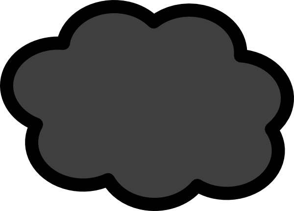 Clipart storm clouds clip black and white stock Free Storms Cliparts, Download Free Clip Art, Free Clip Art on ... clip black and white stock
