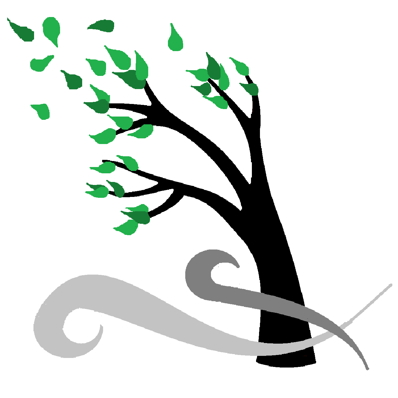 Clipart storm damage png transparent library Storm damage tree clipart - Clip Art Library png transparent library
