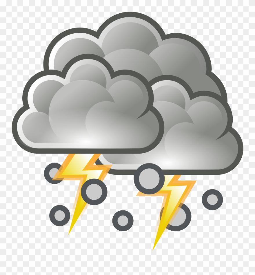 Clipart storm clip transparent download Hurricane Clipart Hail Weather - Weather Storm - Png Download ... clip transparent download