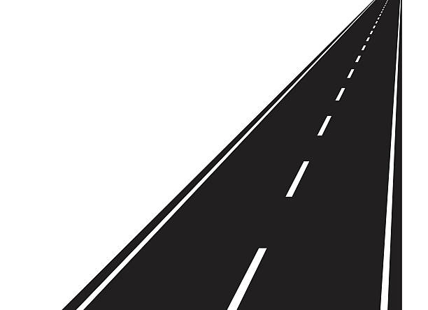 Clipart straight road png library stock Straight road clipart » Clipart Station png library stock