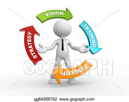 Clipart strategy png free download Clipart - Strategy. Stock Illustration gg64266752 - GoGraph png free download