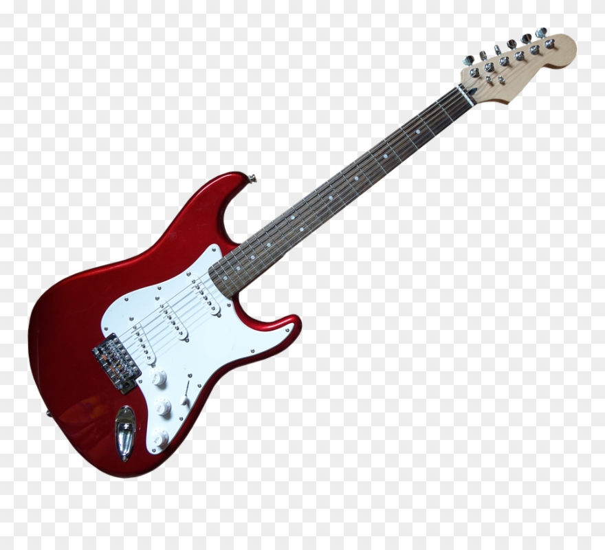 Clipart stratocaster transparent library Picture Of Electric Guitar 3, Buy Clip Art - Fender Stratocaster ... transparent library
