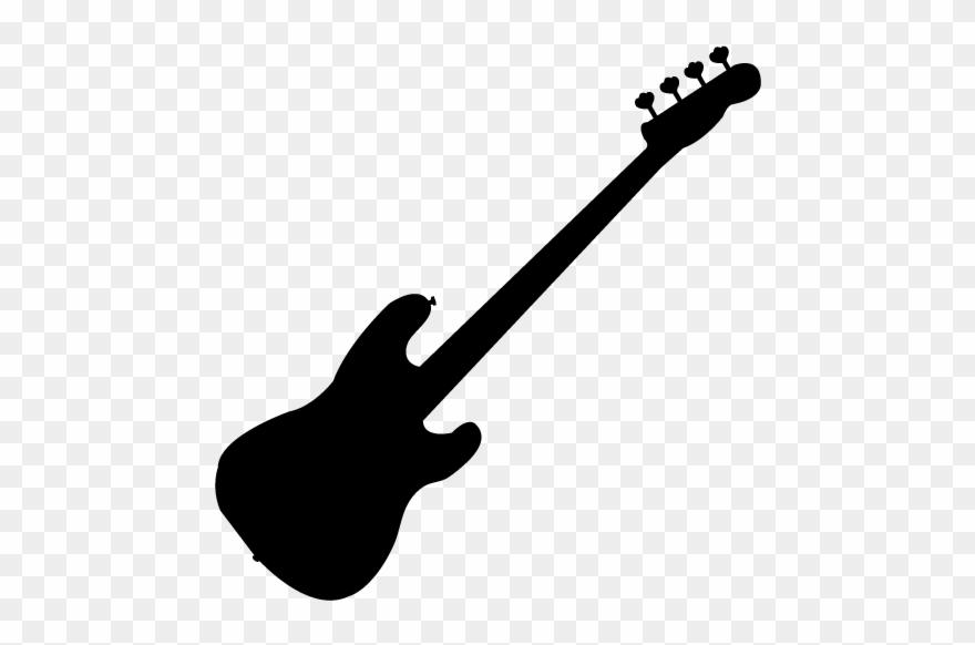 Fender guitar clipart vector library stock Fender Stratocaster Electric Guitar Bass Guitar Clipart (#2698419 ... vector library stock