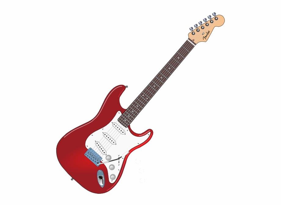 Fender guitar clipart png freeuse stock Fender Bass Guitar Clip Art Giftsforsubs - Electric Guitar Clipart ... png freeuse stock