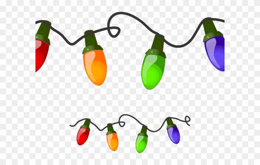 Clipart string of christmas lights jpg transparent library Holiday Clipart Christmas - Christmas Lights On String - Png ... jpg transparent library