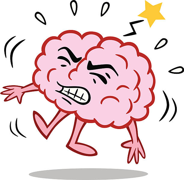 Clipart stroke vector free Brain With Stroke » Clipart Station vector free