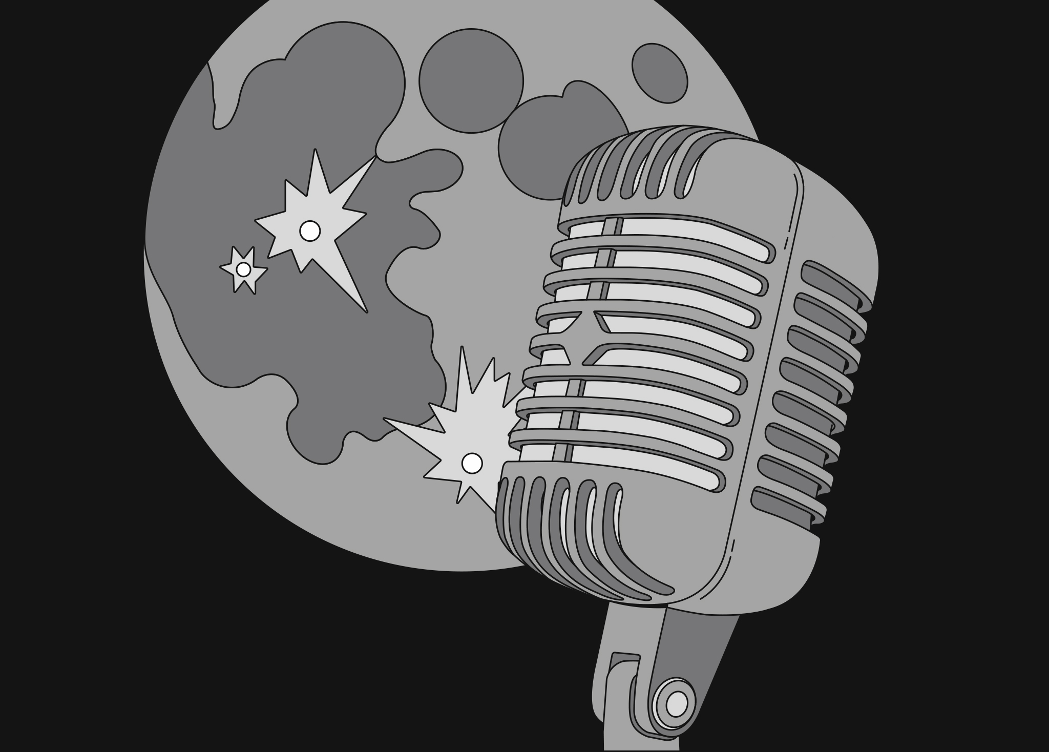 Clipart student ask microphone jpg transparent library Giving students the mic - The Broadside jpg transparent library