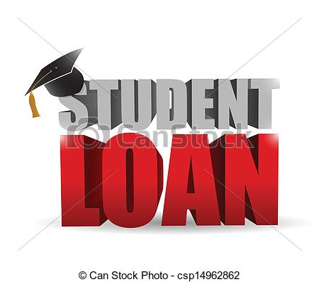 Clipart student loan graphic black and white stock Clipart student loan - ClipartFest graphic black and white stock