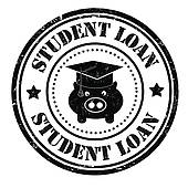 Clipart student loan graphic library Student Loan Clip Art - Royalty Free - GoGraph graphic library