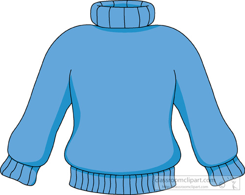 Sweater clipart graphic freeuse download Blue Sweater Clipart » Clipart Station graphic freeuse download