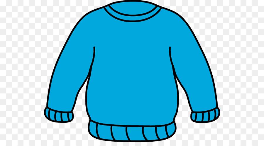 crewneck sweatshirt clipart #1