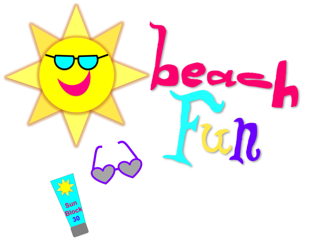 Clipart summer fun picture free Free Summer Fun Clipart, Download Free Clip Art, Free Clip Art on ... picture free