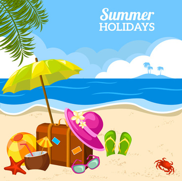 Summer holiday pictures clipart png free download 61+ Holidays Clipart | ClipartLook png free download