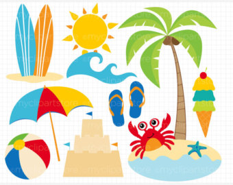 Clipart summer pictures banner royalty free Summer Clipart | Free Download Clip Art | Free ClipArt | on Feline ... banner royalty free