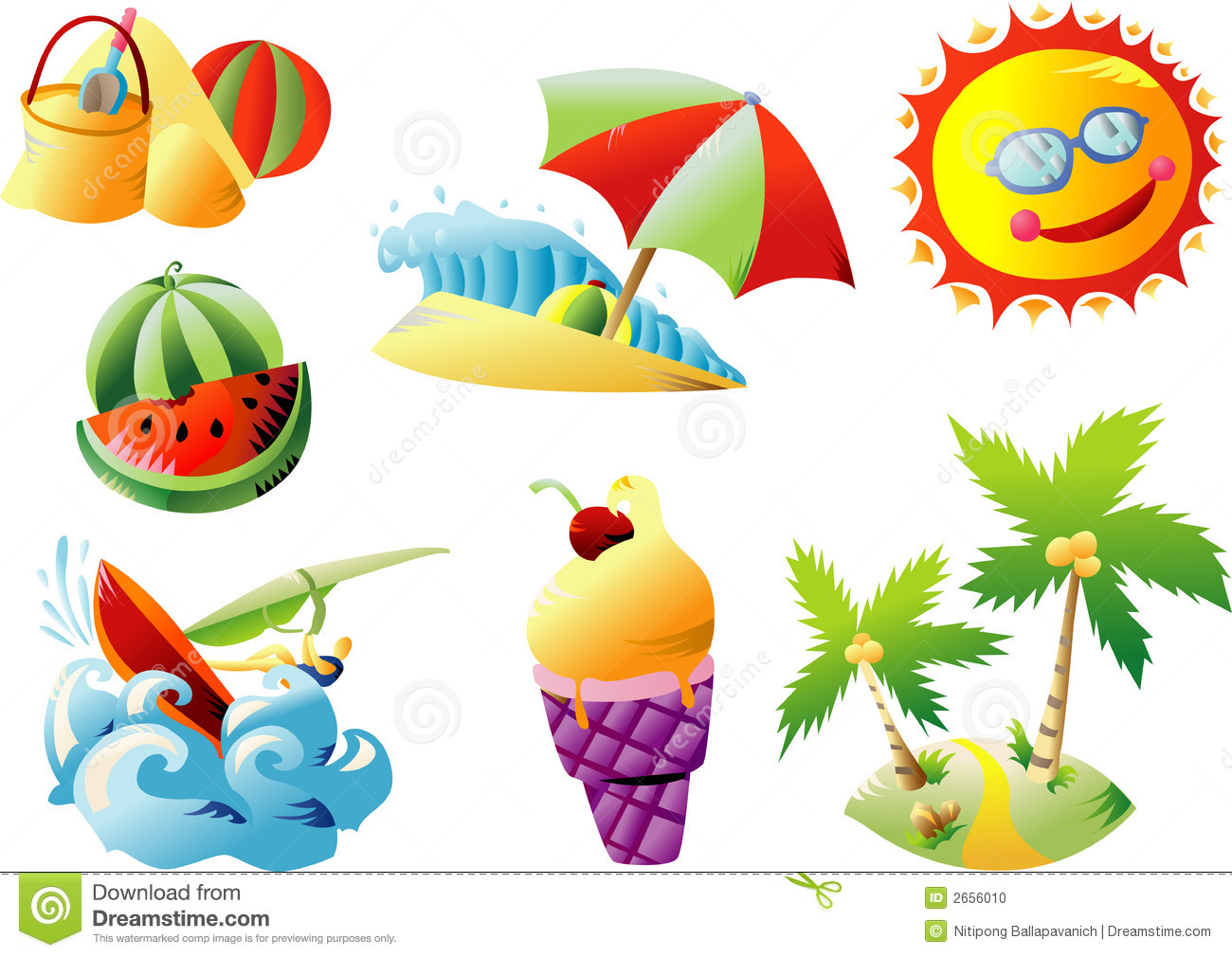 Clipart summer pictures vector black and white download 57+ Summer Images Clip Art | ClipartLook vector black and white download