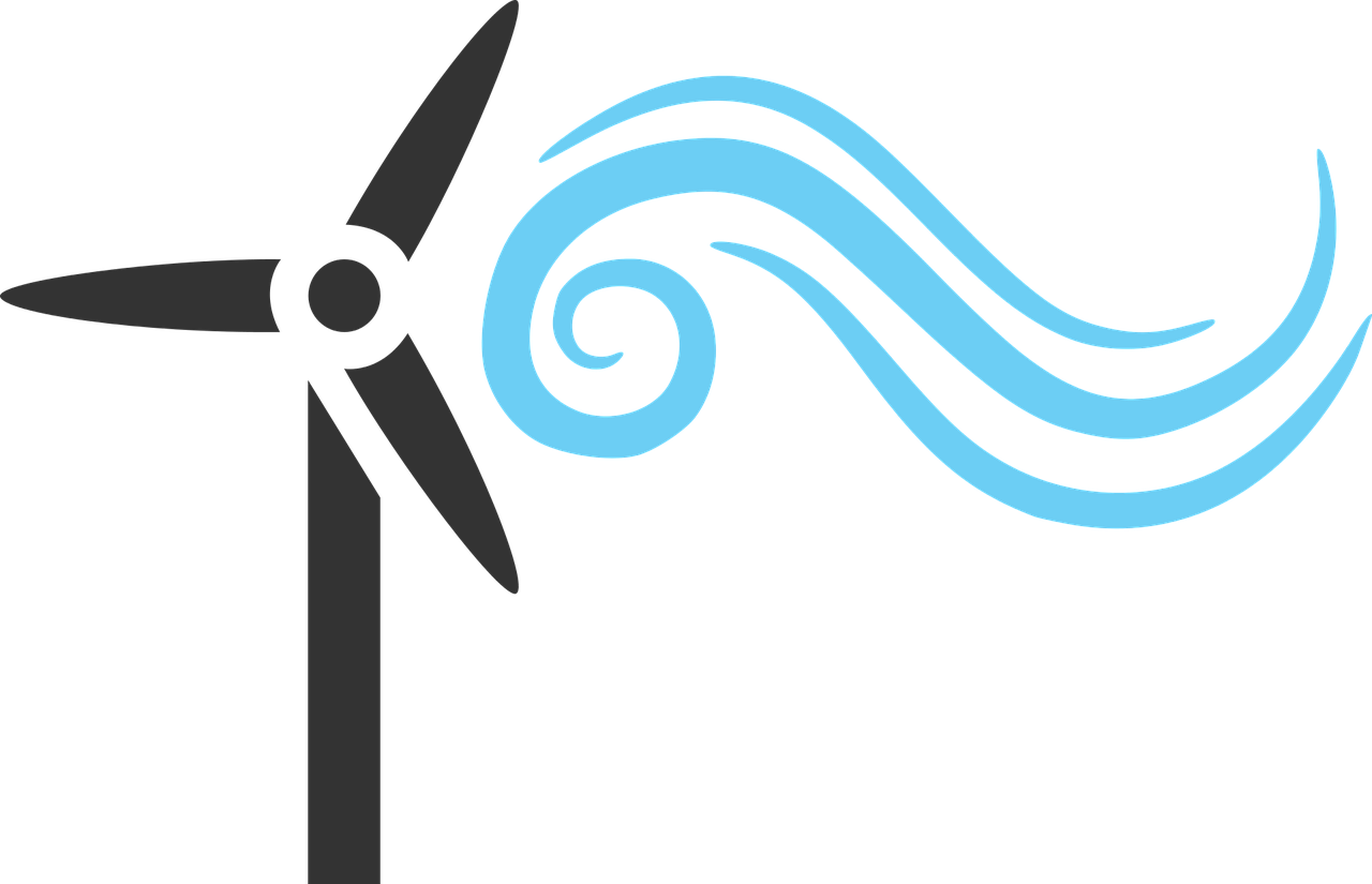 Clipart sun and wind graphic black and white download Wind Energy Renewable Energy Wind transparent image | Green Energy ... graphic black and white download