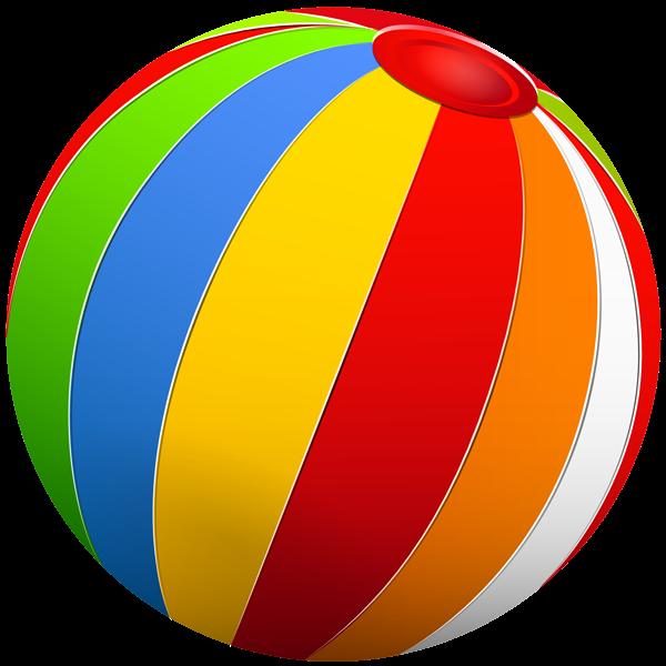 Clipart sun beach ball png freeuse stock Beach Ball PNG Clip Art | Веселые картинки | Pinterest | Beach ball ... png freeuse stock