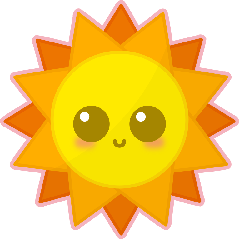 Sun coming up clipart svg library The sun will come out tomorrow (or eventually) - Imgur svg library